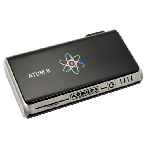 цена на Пусковое устройство Aurora Atom 8 черный/серебристый