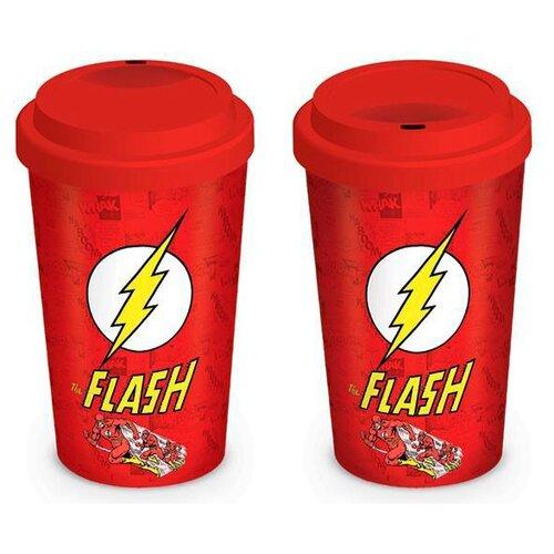 Кружка DC Comics: The Flash (Travel Mug) (340 мл.) dc comics the flash bifold wallet dft 1875