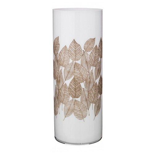 Ваза FRANCO 316-1418, белый/бежевый ваза яркий штрих sh015 белый