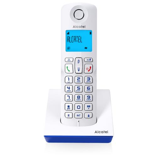Радиотелефон ALCATEL S230 RU WHITE