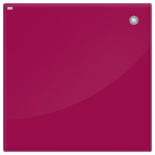 Доска магнитно-маркерная 2x3 TSZ4545 (45х45 см) красный