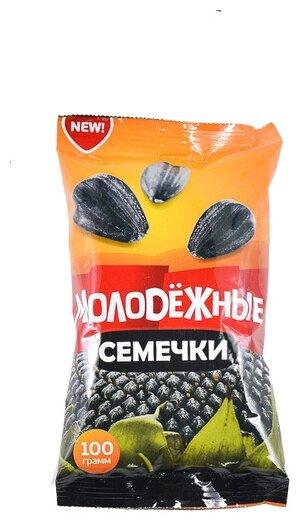 Семена подсолнечника От Мартина Молодежные 100 г