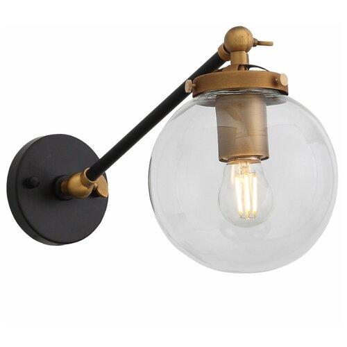 Настенный светильник ST Luce Varieta SL234.411.01, 40 Вт настенный светильник st luce grispo sl403 701 01 40 вт