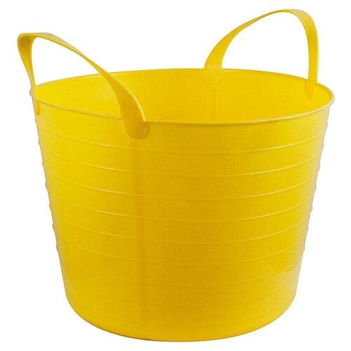Ведро FIT 67847 16 л желтый