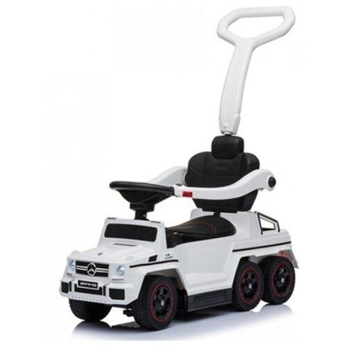 RiverToys Автомобиль Mercedes-Benz A010AA-H белый