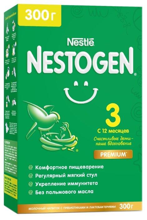 Смесь Nestogen (Nestlé) 3 (с 12 месяцев) 300 г