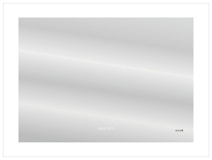 Зеркало Cersanit Led 060 design pro 80x60 см без рамы