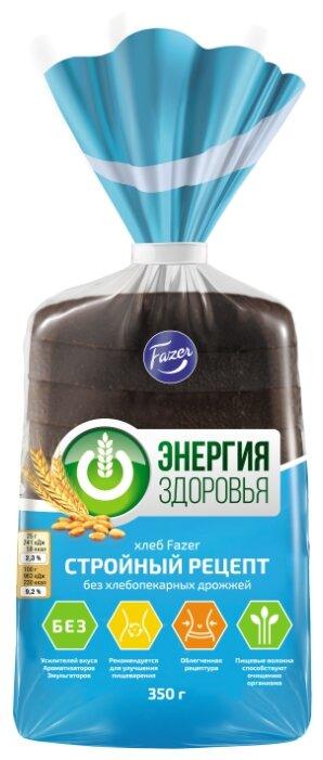 Хлебцы Fazer Энергия здоровья стройный рецепт 350 гр