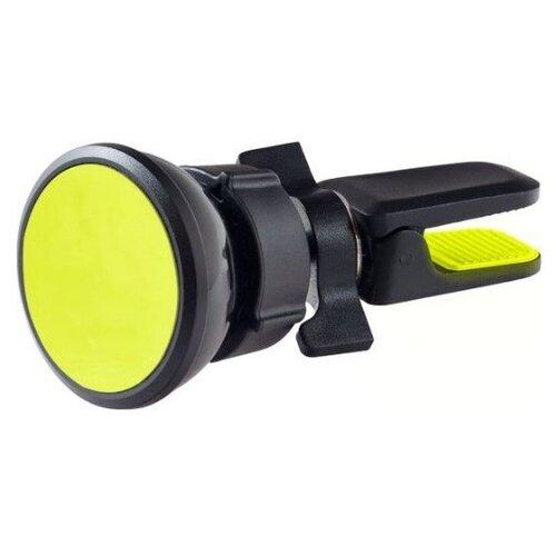 Автомобильный держатель для телефона/навигатора Perfeo-518 (желтый)