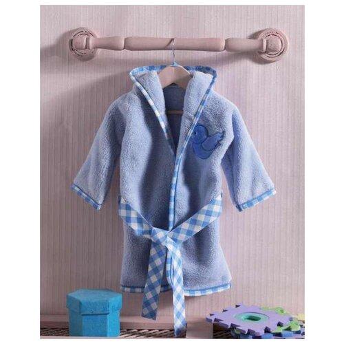 Халат Kidboo размер 3(98), blue