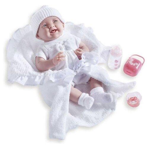 Кукла JC Toys BERENGUER La Newborn, 39 см, JC18786, Куклы и пупсы  - купить со скидкой