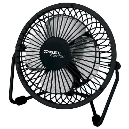Настольный вентилятор Scarlett SC-DF111S95 черный