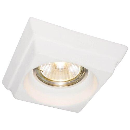 Встраиваемый светильник Arte Lamp Cratere A5247PL-1WH встраиваемый светильник arte lamp a2418pl 1wh
