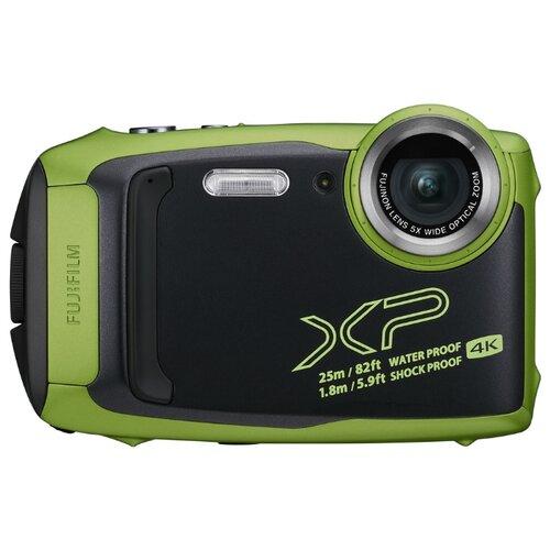 Фотоаппарат Fujifilm FinePix XP140 лайм