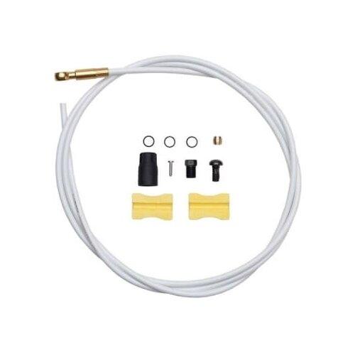 Гидролиния Shimano XTR BH90-SBLS 1700мм белый TL-BH61/ISMBH90SBLSW170