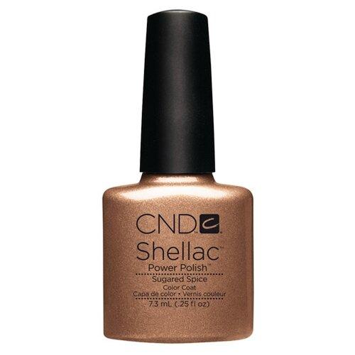 Купить Гель-лак для ногтей CND Shellac, 7.3 мл, Sugared Spice
