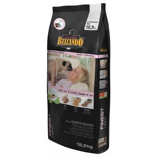 Корм для собак Belcando Finest Light для пожилых собак или собак с избыточным весом мелких и средних пород (12.5 кг)