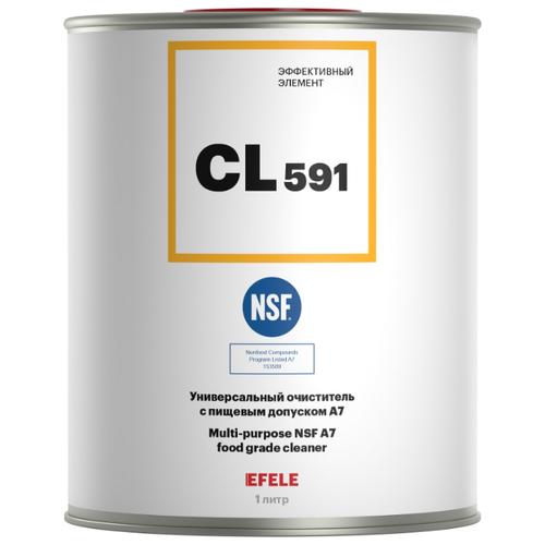 Универсальный очиститель EFELE CL-591 с пищевым допуском (1 л)