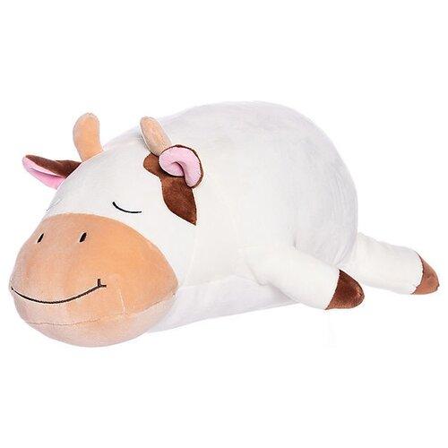 Купить Мягкая игрушка ABtoys Коровка спящая 29 см, Мягкие игрушки