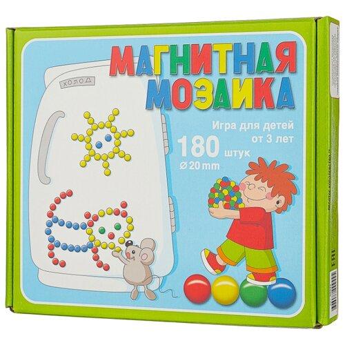 Купить Десятое королевство Магнитная мозаика 180 элементов (00944), Мозаика