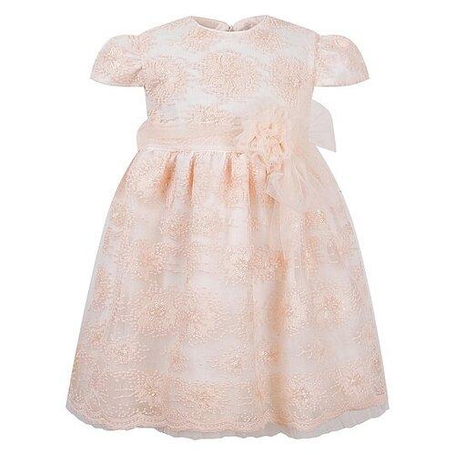 Платье Aletta размер 74, розовый