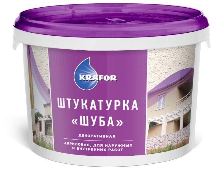Декоративное покрытие Krafor Шуба