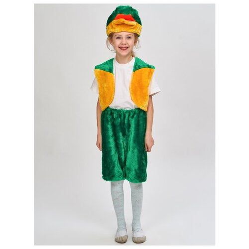 Купить Костюм Радомир Крокодил (С1034), зеленый, размер 104-134, Карнавальные костюмы