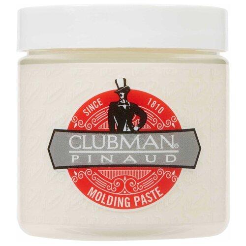 Фото - Clubman Паста Molding Paste, сильная фиксация, 113 г clubman паста clubman molding paste моделирующая для укладки волос 113г