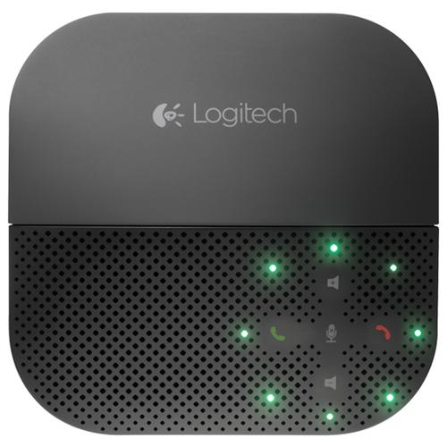Спикерфон Logitech P710e (980-000742) черный