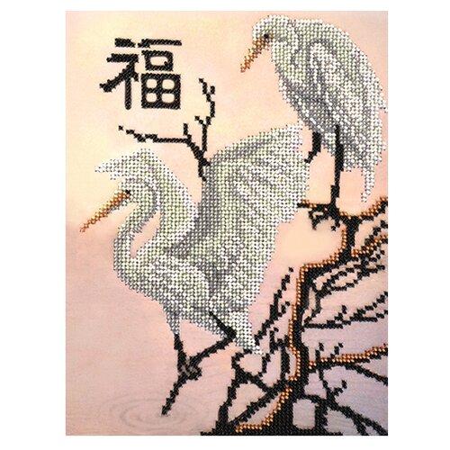 Созвездие Набор для вышивания бисером Семейное счастье 18 х 23,5 см (Ф-112)Наборы для вышивания<br>