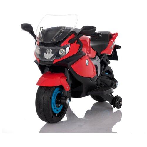 Купить China Bright Pacific Мотоцикл BLJ8388 красный/черный, Электромобили