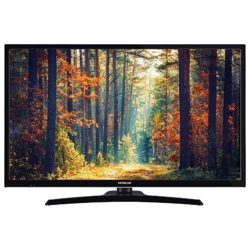 Фото - Телевизор Hitachi 32HE2000 32 (2019) черный кеды мужские vans ua sk8 mid цвет белый va3wm3vp3 размер 9 5 43