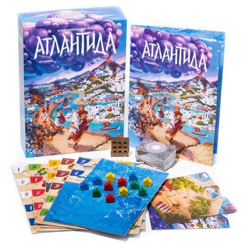 Купить Настольная игра Нескучные игры Атлантида, Настольные игры