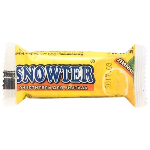 Snowter запасной блок для унитаза Лимон 0.04 кг 1 шт. очиститель для унитаза snowter запасной блок хвоя 40 г