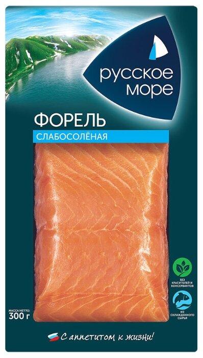 Русское Море Форель слабосоленая филе-кусок