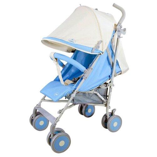 Прогулочная коляска Tommy Cute синий