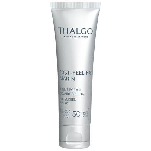 Thalgo крем Post-Peeling Marin Sunscreen, SPF 50, 50 мл