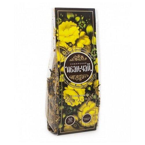 Сибирский Иван чай с облепихой 50 гр. чай травяной сибирский иван чай с облепихой 100 г