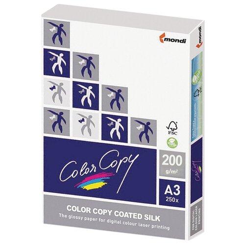 Бумага Color Copy A3 Coated Silk 200 г/м² 250 лист. 1шт.  - купить со скидкой