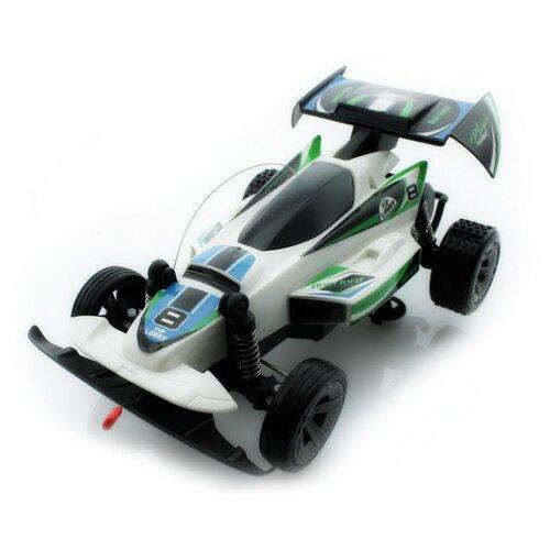 Багги Wangfeng Toys Energy (BS619B) 1:20 белый радиоуправляемая гоночная машинка багги wangfeng energy 1 20 свет звук