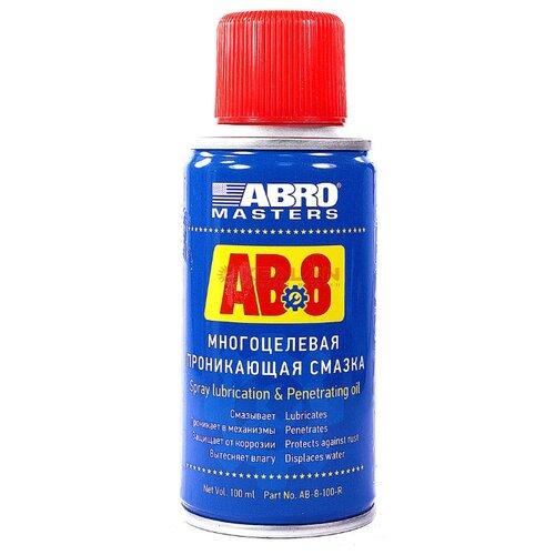 цена на Автомобильная смазка ABRO AB-8 0.1 л