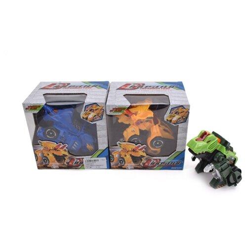 Купить Трансформер Машина-робот, металл., без механизма, Наша Игрушка W2034, Наша игрушка, Роботы и трансформеры