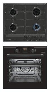 Комплект встраиваемой техники Luxdorf H60V40B450 + B6EB56050