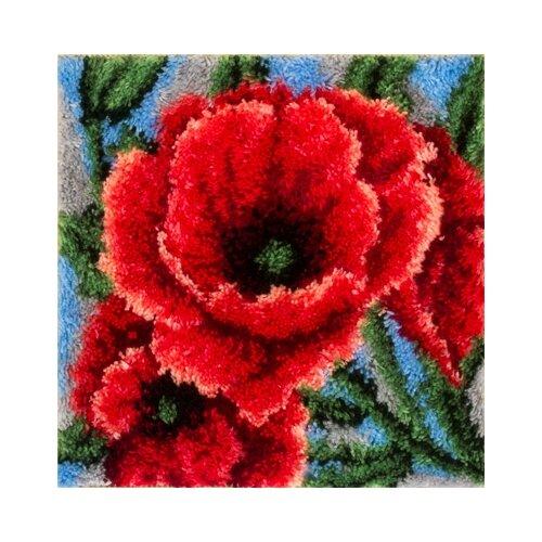 Набор для вышивания PANNA KI-1342 ( КИ-1342 ) Красные маки