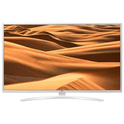 Фото - Телевизор LG 49UM7490 49 (2019) белый телевизор lg 49uk6390plg белый