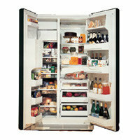 Встраиваемый холодильник General Electric TPG21BRBB