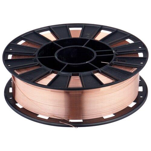 Проволока из металлического сплава Fubag Св-08Г2С-О 0.8мм 5кг проволока из металлического сплава барс er 70s 6 0 8мм 1кг