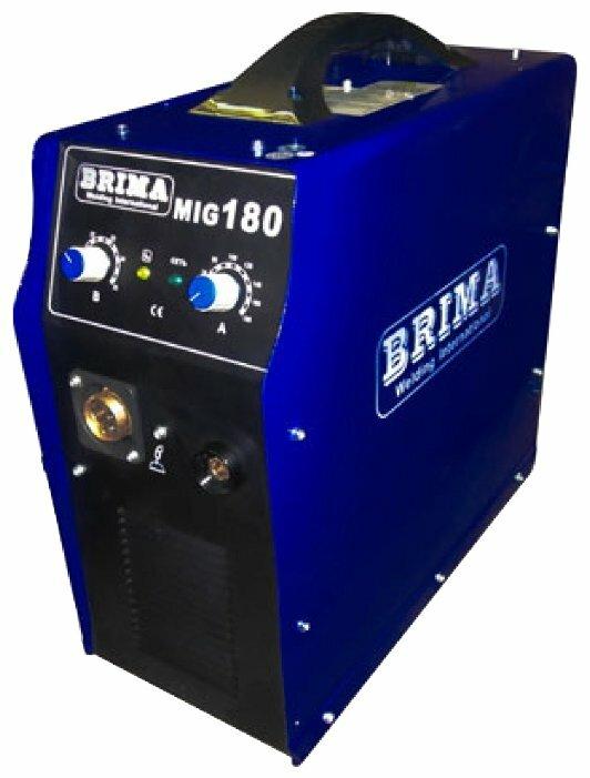 Сварочный аппарат BRIMA MIG-180 (MIG/MAG)