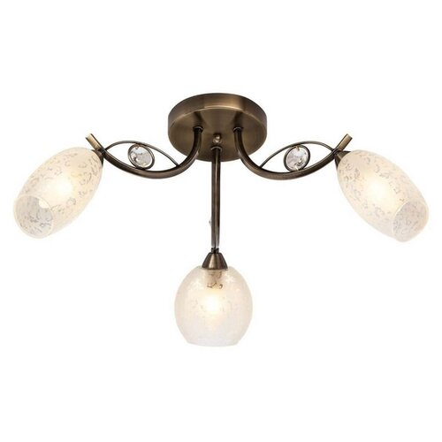 Люстра Silver Light Anjou 235.53.3, E14, 180 Вт hesion hs01003 e14 3w 270lm 3000k 3 led warm white candle light ac 85 265v