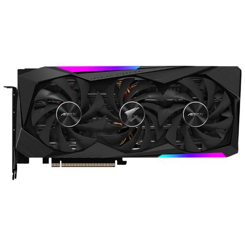 Видеокарта GIGABYTE AORUS GeForce RTX 3070 MASTER 8G (rev. 1.0/1.1) (GV-N3070AORUS M-8GD) Retail